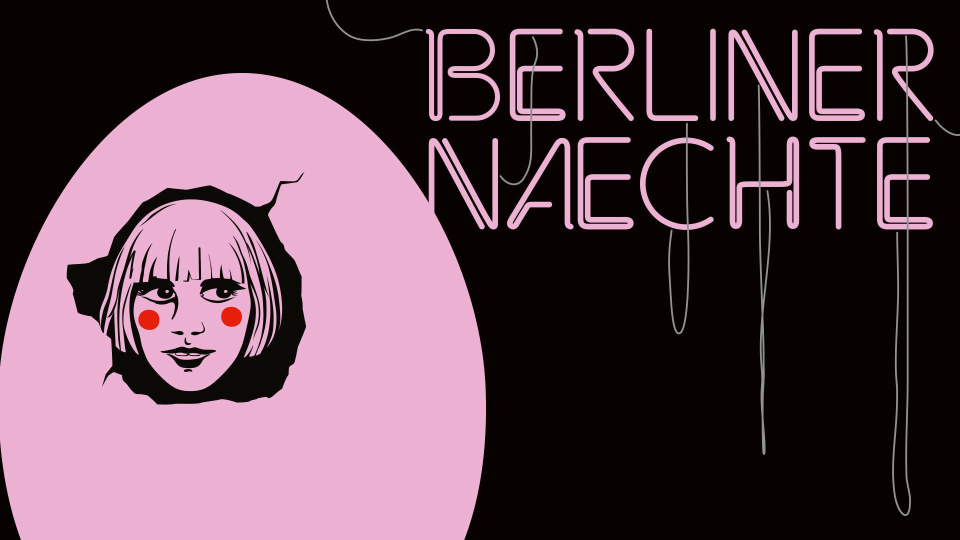 Berliner Naechte w/ Sebo K & Ruede Hagelstein